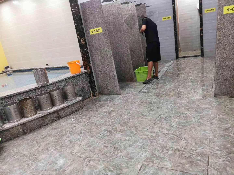 上海南翔宝祥温泉会所浴室全部<a href=